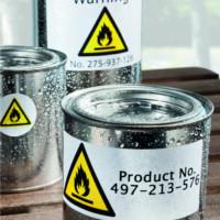 Etykiety ochronne i zabezpieczające
