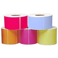 Etykiety kolorowe