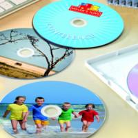 Etykiety na płyty CD