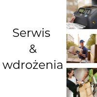 Usługi serwisowo-wdrożeniowe