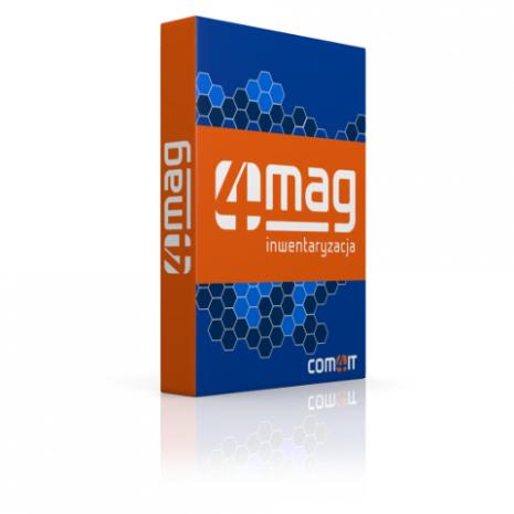 4MAG Inwentaryzacja środków trwałych pudełko