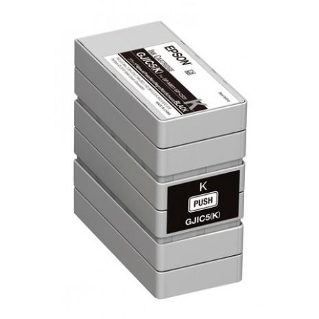 Pojemnik z tuszem do drukarki Epson ColorWorks C831 (czarny)