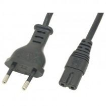 Uniwersalny kabel 2 PIN zasilający