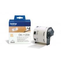 Etykieta papierowa DK-11209  do drukarek Brother serii QL (29x62mm)