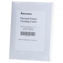 Karty czyszczące do drukarek Honeywell