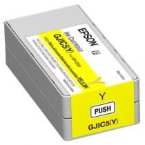 Pojemnik z tuszem do drukarki Epson ColorWorks C831 (żółty)