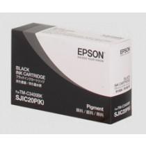 Pojemnik z tuszem do drukarki Epson ColorWorks C3400 (czarny)