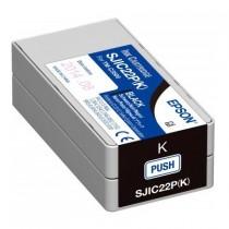 Pojemnik z tuszem do drukarki Epson ColorWorks C3500 (czarny)