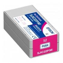 Pojemnik z tuszem do drukarki Epson ColorWorks C3500 (magenta)