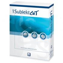 Subiekt GT (licencja na 3 stanowiska)