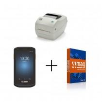 Wypożyczenie zestawu do inwentaryzacji drukarka + terminal + program