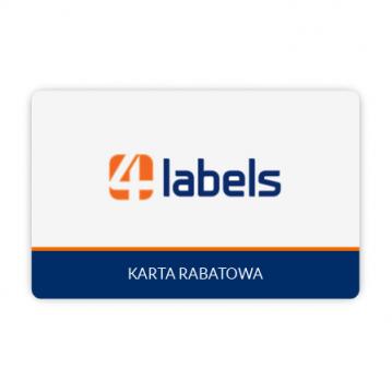Rabat 50 zł na materiały eksploatacyjne w sklepie 4labels.pl