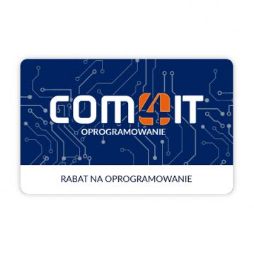 Rabat 100 zł na oprogramowanie COM4IT
