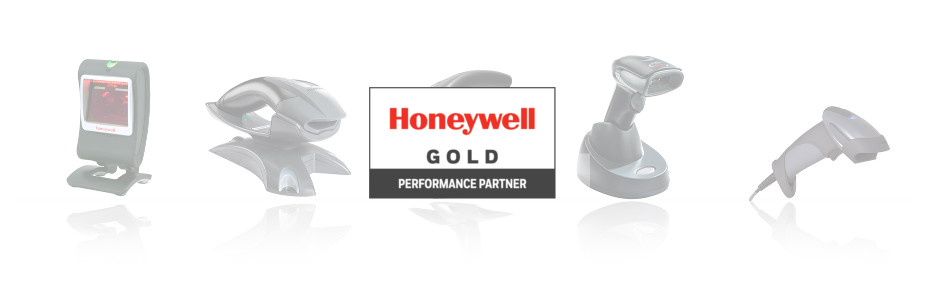 Mamy status Honeywell Gold Partner!
