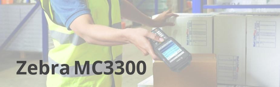 Zebra MC3300, następca MC3200!