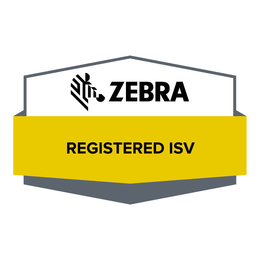 Zebra ISV registered logo